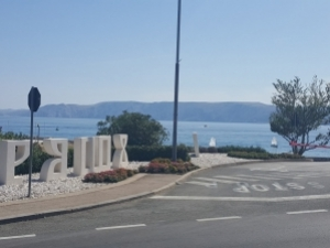 Ulaz na Obalu Petra Krešimira IV